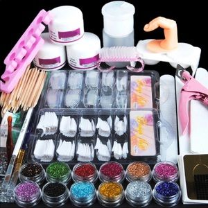 Other - Brand New Acrylic Nail Kit